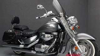 8. 2007  SUZUKI  C90T BOULEVARD 1500 - National Powersports Distributors