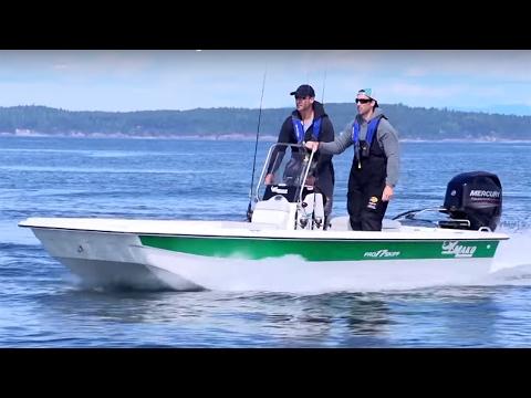 Mako Pro Skiff 17 CCvideo