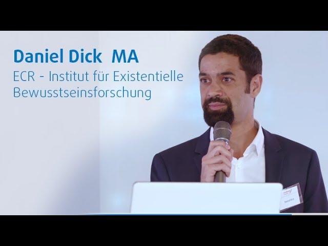 Daniel Dick über das Institut für Existentielle Bewusstseinsforschung ECR