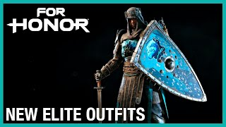 For Honor: New Elite Outfits | Weekly Content Update: 12/5/2019 | Ubisoft [NA] by Ubisoft