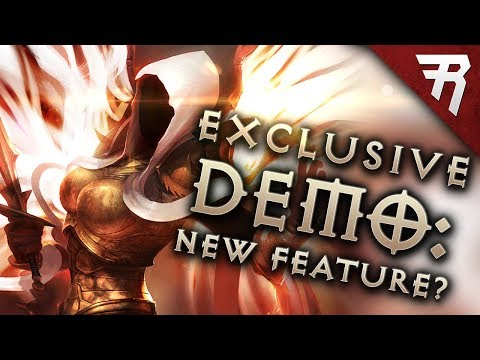 Exclusive Demo Diablo 3 Gameplay; Diablo 4 New Rift Idea (based on Path of Exile)