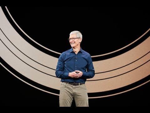September Event 2018 — Apple (видео)