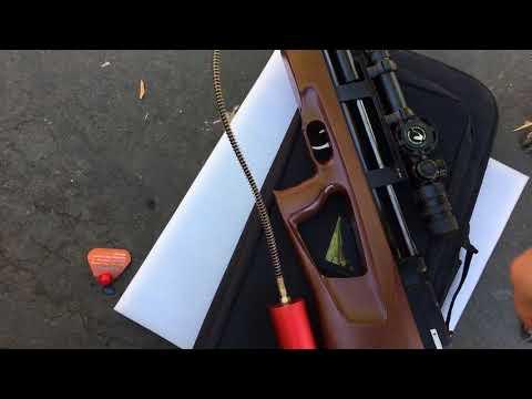Air Venturi compressor auto stop