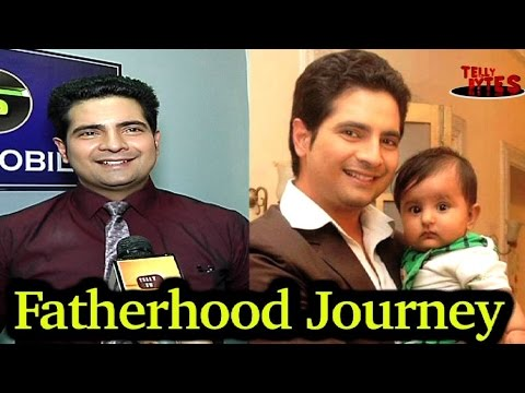Daddy-to-be Karan Mehra's Fatherhood journey