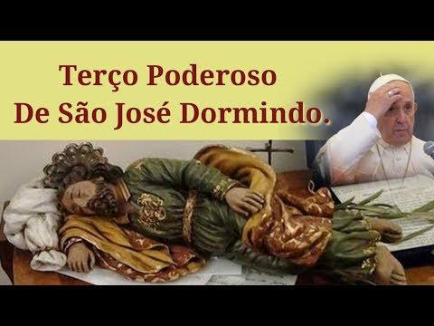 Terço de São José Dormindo Pelas Causas Impossíveis!
