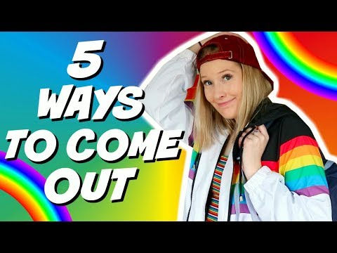 5 ways to COME OUT at school! Going back to SCHOOL as LBGTQ+