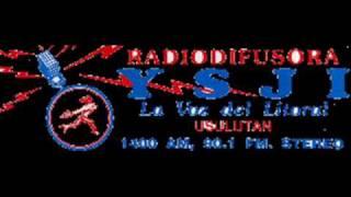 RADIO LA VOZ DEL LITORAL  YSJI USULUTAN