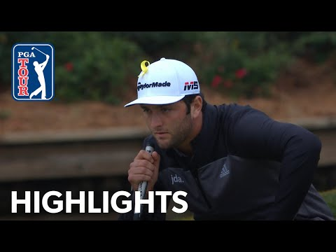 Jon Rahm highlights | Round 3 | THE PLAYERS 2019