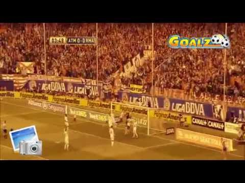 Atl Madrid vs Real Madrid 1-2 All Goals & Full Highlights 27-04-2013