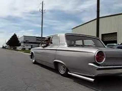 1963 Ford Galaxie 500 Lowrider - Video 1