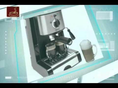 Capresso EC100 Pump Espresso  Cappuccino Machine reviews