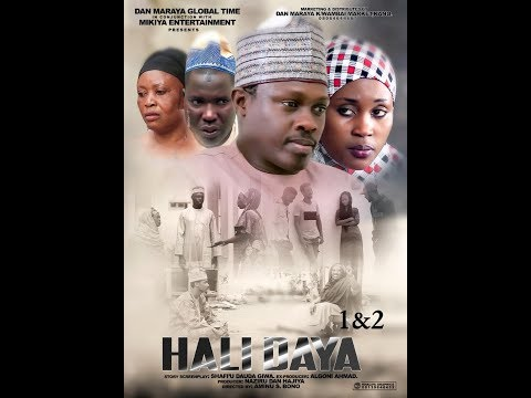 Hali Daya Latest Hausa Movie 1&2 Orginal
