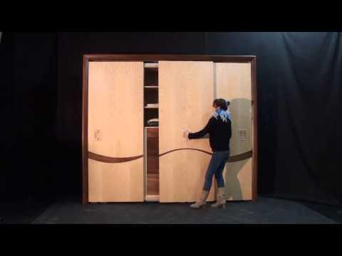 comment monter armoire portes coulissantes la r ponse est sur. Black Bedroom Furniture Sets. Home Design Ideas