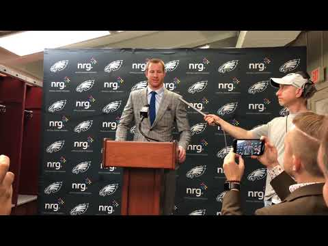 Eagles' Carson Wentz on embarrassing loss to Saints