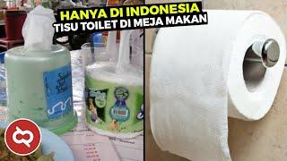 Video Kebiasaan Unik Orang Indonesia Yang Tidak Ada Di Luar Negeri MP3, 3GP, MP4, WEBM, AVI, FLV Juni 2019