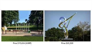 Communities love art and they love to interact with it as well, that's why you see kids climbing on sculptures all the time. Freenotes provide interactive ar...