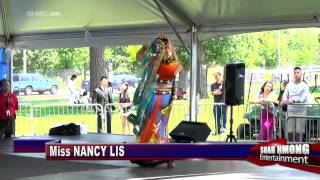 Suab Hmong News: EP08 - Talent Round: Miss Nancy Lis, 2014 HFC Miss Hmong Teen Pageant