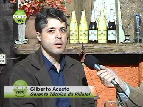 Entrevista com Gilberto Acosta, gerente técnico da Pillatel Telecomunicações e Energia Ltda. - Bloco 1
