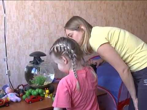 Четырехлетняя девочка из Самары срочно нуждается в помощи