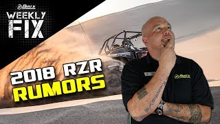 2. 2018 Polaris RZR Rumors Are Building! New Maverick X3 Upgrade Kit Release Date Announced! & More!