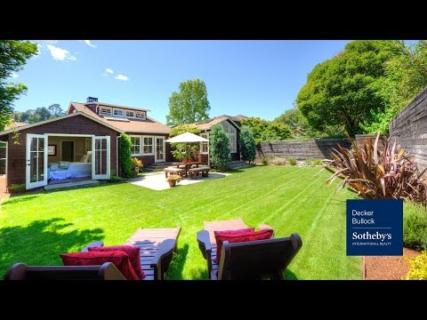 20 Oxford Ave Mill Valley CA | Mill Valley Homes for Sale