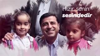 Demirtaş'ın kendi yazıp bestelediği şarkısı ilk kez yayımlandı