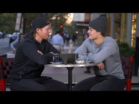 Video: Nylander, Backstrom bromance goes well beyond the rink