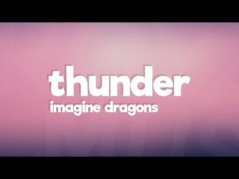 Imagine Dragons - Thunder (Lyrics)