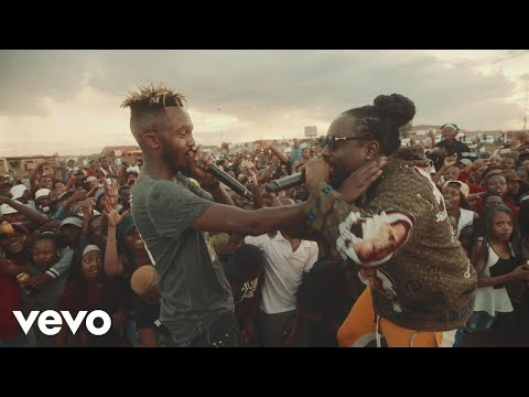 Kwesta - Spirit (Official Music Video) ft Wale ft. Wale