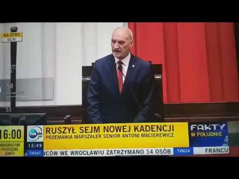 To skandal polskiego parlamentaryzmu i ciemna strona mocy. Obrzydliwa propaganda