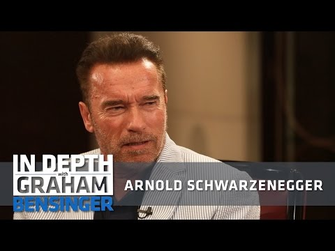 Arnold Schwarzenegger: I had to get out of Austria