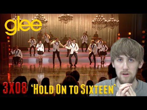 Glee Season 3 Episode 8 - 'Hold On to Sixteen' Reaction