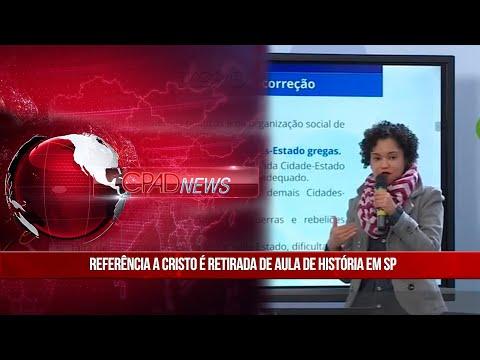 Boletim Semanal de Notícias - CPAD News 186
