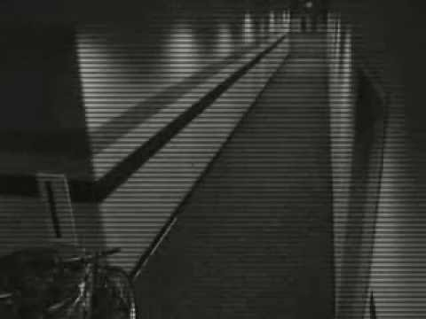 Spooky Hallway Ghost Video