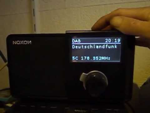 DAB antenne test