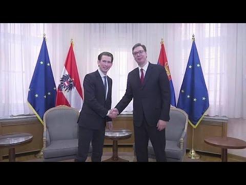 Α. Βούτσιτς: Η Σερβία δεν θα γίνει χώρος στάθμευσης παράνομων μεταναστών»