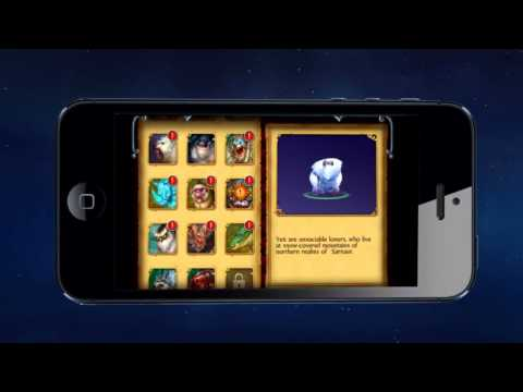 Allod&#8217;s Adventure iOS Game Trailer