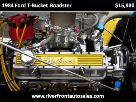 1984 Ford T-Bucket Roadster Used Cars Buffalo NY