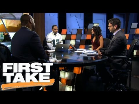 Stephen A. Smith Calls The Cowboys' Season 'A Catastrophic Failure' | First Take | January 26, 2017