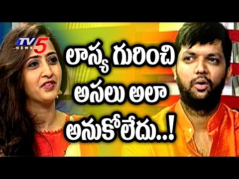 Anchor Lasya's Husband Manjunath Comments on Anchoring