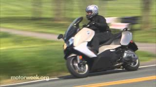 2. Two Wheelin': 2013 BMW C 600/C 650 GT
