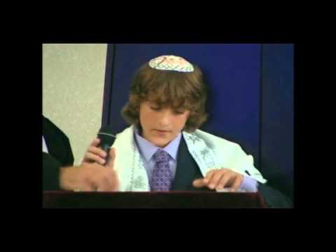 Matt's Bar Mitzvah Part 4 of 7