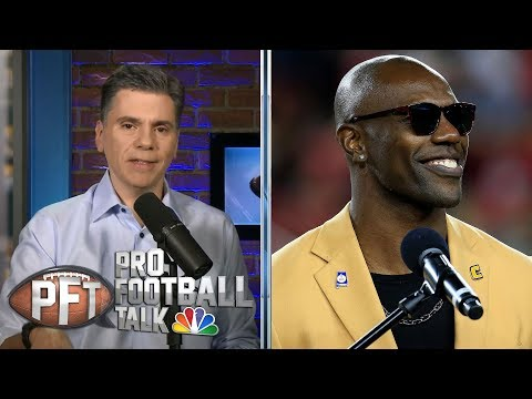 Video: Terrell Owens: Antonio Brown has asked me about Bay Area   Pro Football Talk   NBC Sports