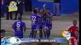 4º Gol de Héctor Flores