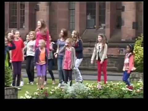 Bolton School's African Dance