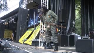 Luciano   3 5   Ulterior Motive   The Messenger   Reggae Jam 2014
