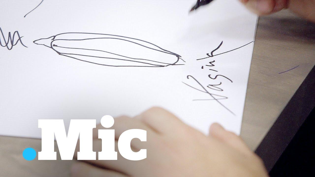 When Men Draw Vaginas