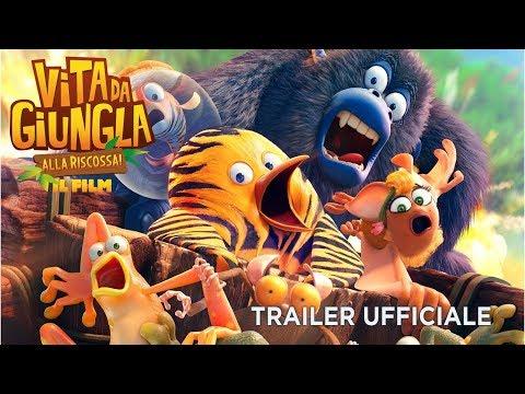 Preview Trailer Vita da giungla: alla riscossa! - Il film, trailer italiano ufficiale