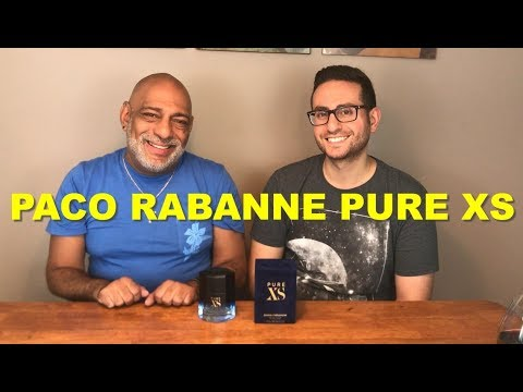 NEW Paco Rabanne Pure XS REVIEW with Redolessence + 5ml Decant GIVEAWAY (CLOSED)