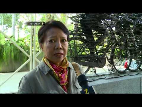 NET JABAR - NU ART SCULPTURE PARK (видео)